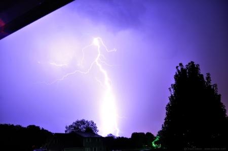 Lightning October 19, 2011