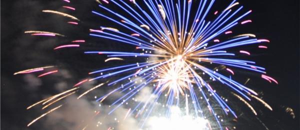 Estill Springs, Tennessee 2012 Fireworks