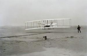 First Flight on December 17, 1903