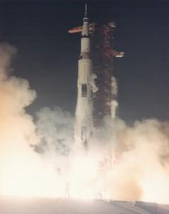 Apollo 17 Liftoff - December 7, 1942